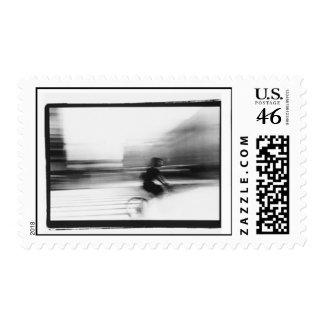 bike el sello del mensajero la oficina de correos