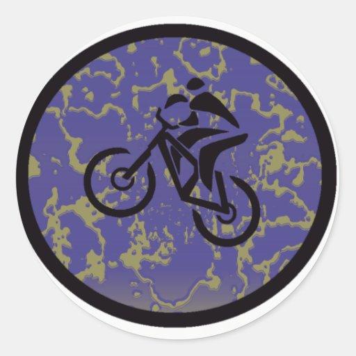 Bike Epic Wheelin Stickers