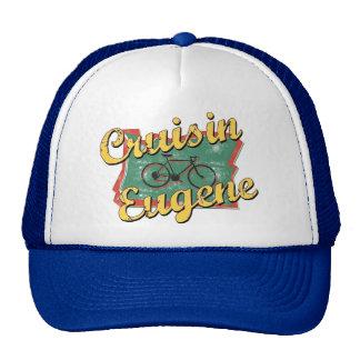 Bike Eugene Cruise Oregon Mesh Hats