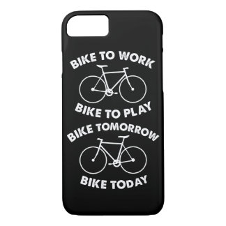 Bike Forever - Cool Cycling iPhone 7 Case