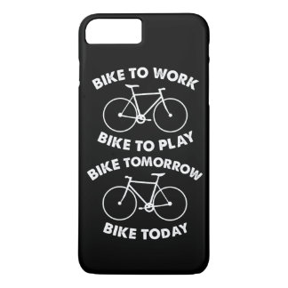 Bike Forever - Cool Cycling iPhone 7 Plus Case