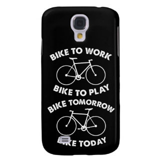 Bike Forever - Cool Cycling Samsung Galaxy S4 Cover