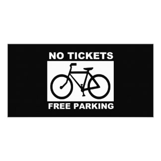 bike_free_parking_Vector_Clipart Card