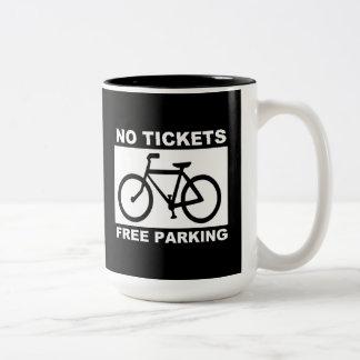 bike_free_parking_Vector_Clipart Taza Dos Tonos