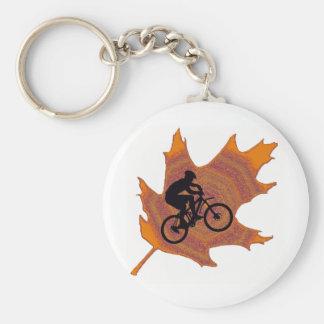 Bike Friends Rivals Keychain