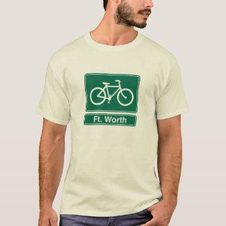 Bike Ft. Worth T-Shirt