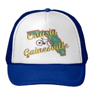 Bike Gainesville Bicycle Florida Mesh Hats