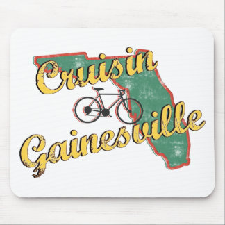 Bike Gainesville Bicycle Florida Mouse Pad