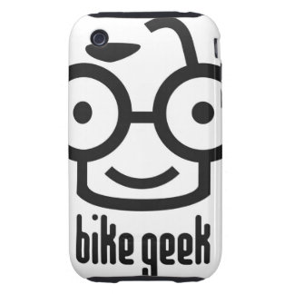 Bike geek tough iPhone 3 case