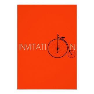 Bike Gentleman London Invitation