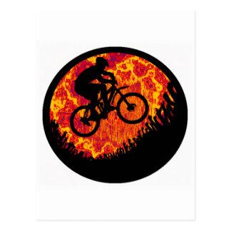 bike heard that postcard