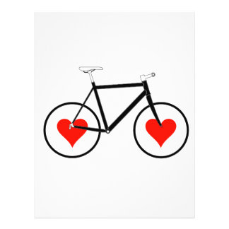Bike heart Wheels Flyer