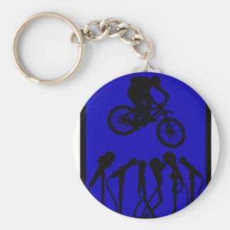 Bike High Drifter Keychain