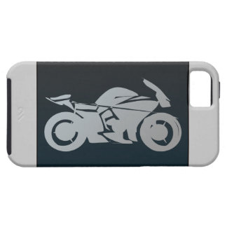 bike_icon_Vector_Clipart MOTORCYCLE MOTORBIKE STRE iPhone 5 Case