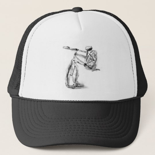 Bike II Trucker Hat