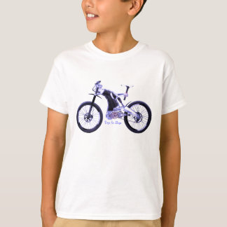 Bike images for kids t-shirt