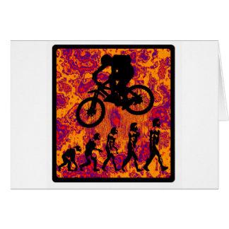 Bike In Zion Card