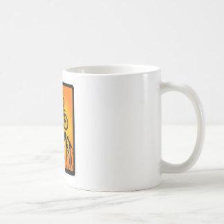 Bike in Zion Coffee Mug