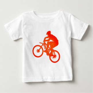 Bike Laced Up Baby T-Shirt