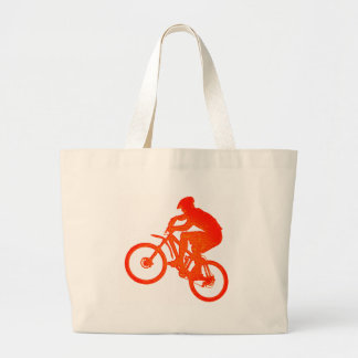 Bike Laced Up Tote Bags