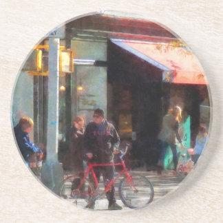 Bike Lane Coaster