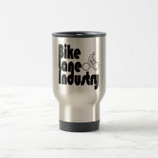 BIKE LANE Industry CUP Coffee Mugs