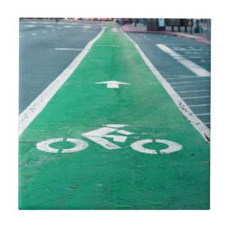 BIKE LANE TILE