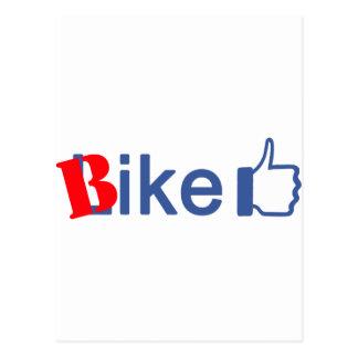 Bike Like Post Cards