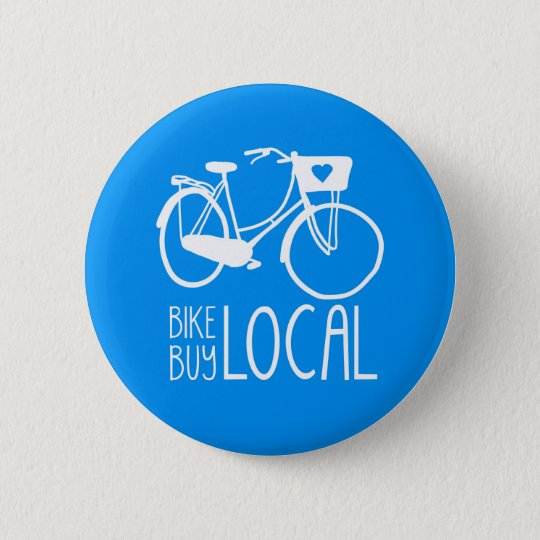 Bike Local - Pin