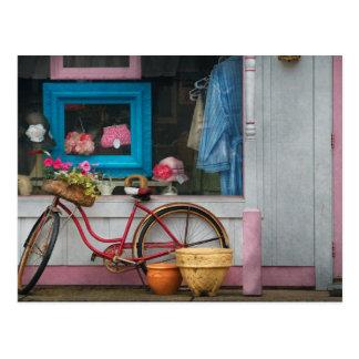 Bike - Lulu's Bike Postcard