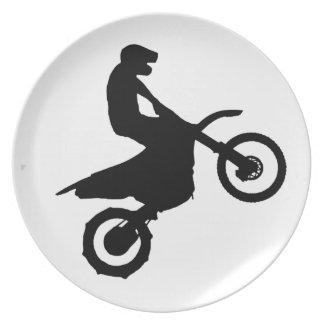 Bike Melamine Plate