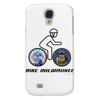 Bike Milwaukee Galaxy S4 Cover