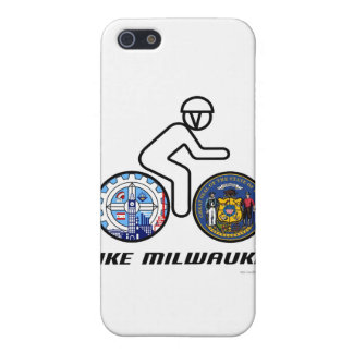Bike Milwaukee iPhone SE/5/5s Cover
