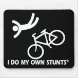 Bike mis propios trucos alfombrillas de raton
