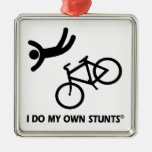 Bike mis propios trucos ornamento de reyes magos