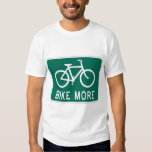Bike More T Shirt
