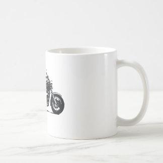 Bike Classic White Coffee Mug