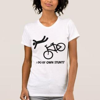 Bike My Own Stunts Tee Shirt