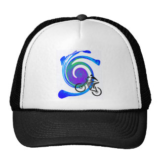 BIKE NEW GEAR TRUCKER HAT