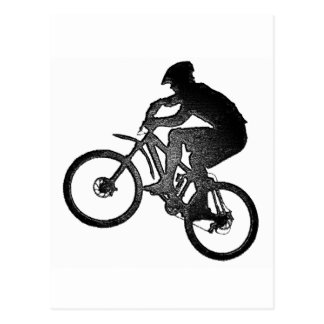 Bike New Offer Postcard