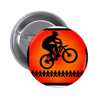 BIKE NEW TRAINED PINBACK BUTTONS