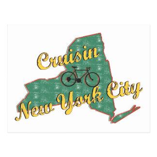 Bike New York City Post Cards