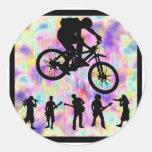 Bike NEXT MOVE Classic Round Sticker