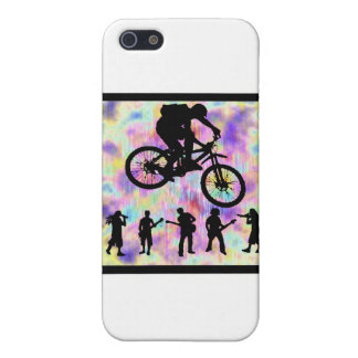 Bike NEXT MOVE Cover For iPhone 5