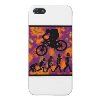 bike NO EXCUSES iPhone 5 Covers