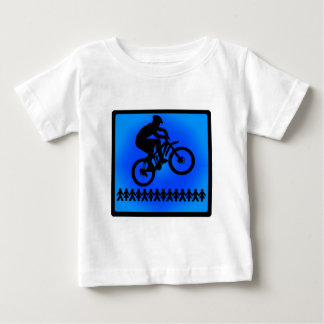 Bike No RESISTANCE Baby T-Shirt