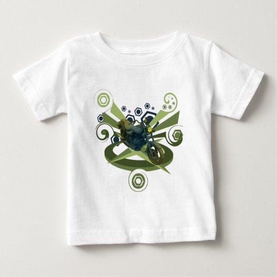 bike-nut baby T-Shirt