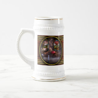 Bike - NY - Chelsea - The delivery bike Beer Stein