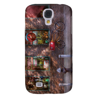 Bike - NY - Chelsea - The delivery bike Samsung Galaxy S4 Cases