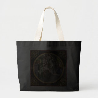 Bike - NY - Greenwich Village - The green district Tote Bags